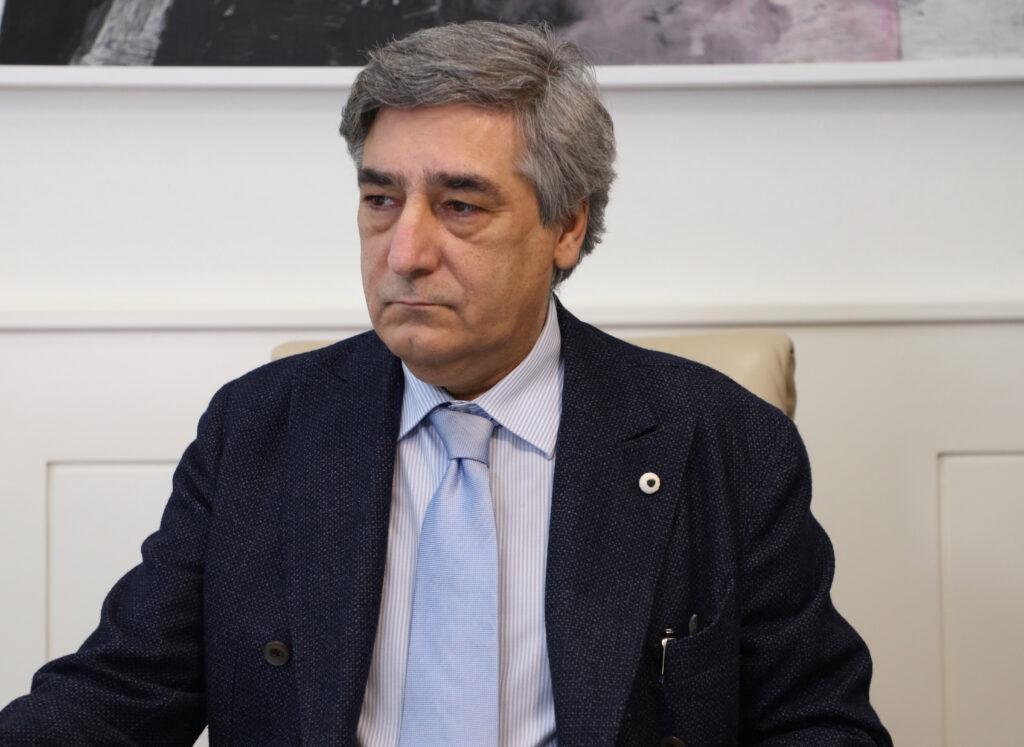 In foto il Direttore Generale di GA.FI Michele Izzo
