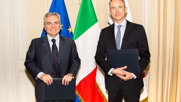 Cassa Depositi e Prestiti (CDP) e la Banca Europea per gli Investimenti (BEI) hanno sottoscritto, lo scorso 13 luglio, un accordo di garanzia, nell'ambito dello European Guarantee Fund (EGF), per supportare l'accesso al credito delle imprese italiane che, pur mostrando prospettive di solidità nel lungo termine, si trovano in una situazione di difficoltà a causa dell'attuale congiuntura macroeconomica.