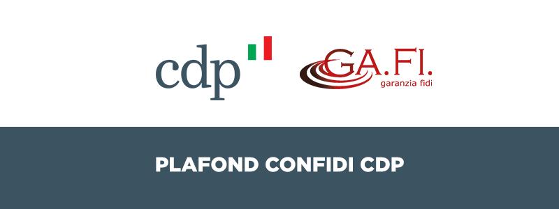 PALFOND CONFIDI CDP